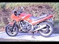1984 Honda VF 500 CC motorcycle is back ...Bitches...lol