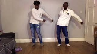 Tutorial: backpack kid dance step by step @Asap_rows + @_VersetheJ_