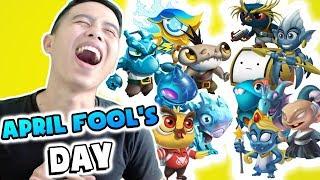 Monster Legends: Team Wars Troll - April fool's day thumbnail
