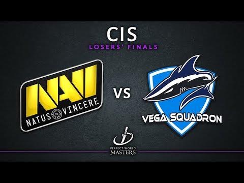 NaVi vs Vega - Perfect World Masters CIS Qualifier G1
