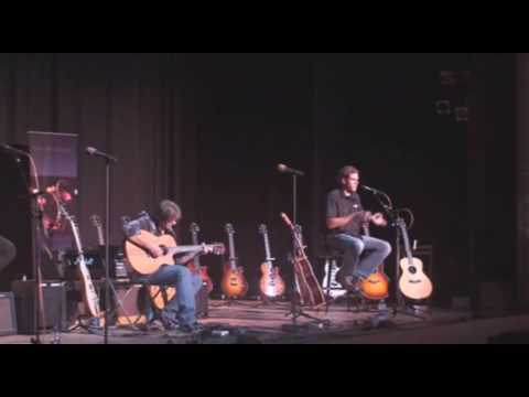 5) Taylor Guitars - GS8, woods