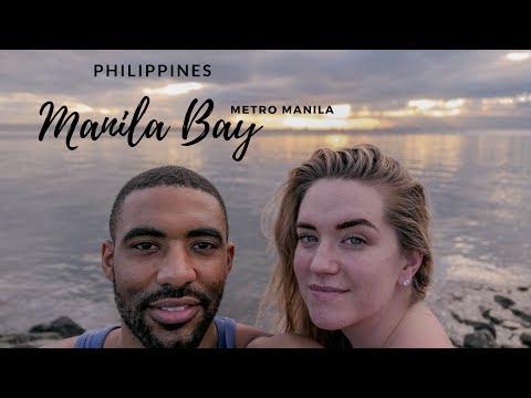 Swimming At MASA & Manila Bay Sunset