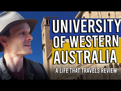 The University Of Western Australia [An Unbiased Review By A Life That Travels]