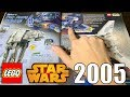 When LEGO Star Wars Got Good! | 2005 SPECIAL EDITION LEGO CATALOG!