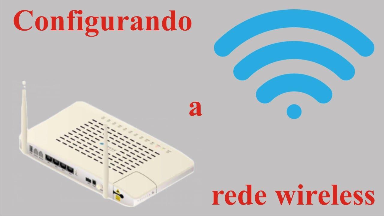 ONT Zhone ZNID-2426 - configuração avançada da rede wireless