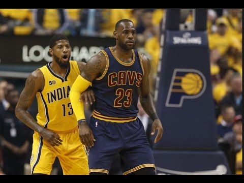Lebron James Sweeps Paul George, Now Indiana Might Have To Trade Him This Summer