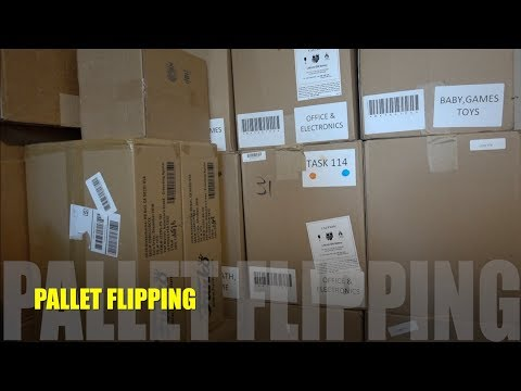 I Paid $140 for $2,000 MYSTERY BOXES + Amazon Customer Returns Pallet Unboxing