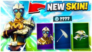 "NEW SUPER HERO SKIN! ""VENTURION SUPER HERO!"" (Fortnite New Update)"