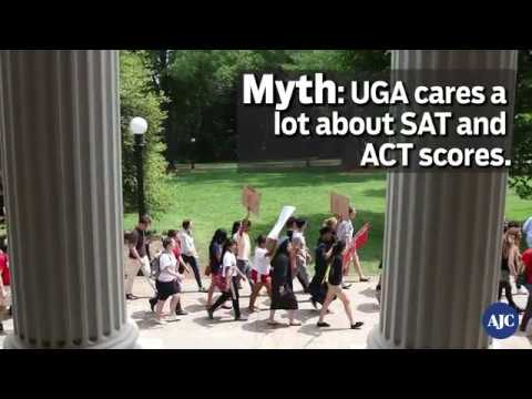 How To Get Into The University Of Georgia