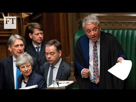 British parliament fails to find majority for Brexit options