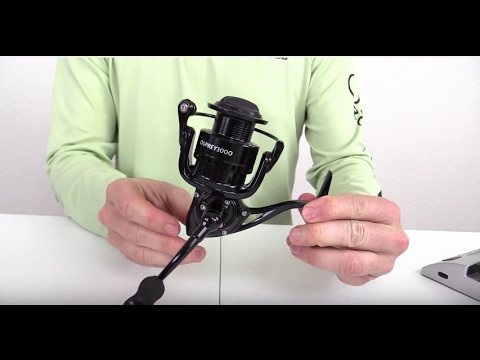 Florida Fishing Products Spinning Reel Review - Osprey 3000 Performance Analysis