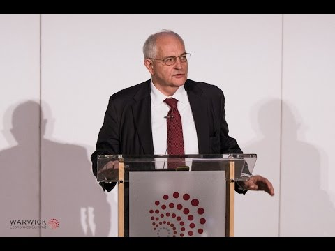 "Martin Wolf - ""Elites vs 'the People': rise of populism and the crisis of democratic capitalism"""