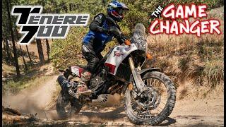 Yamaha Ténéré 700 / T7 / @MotoGeo Ride Review