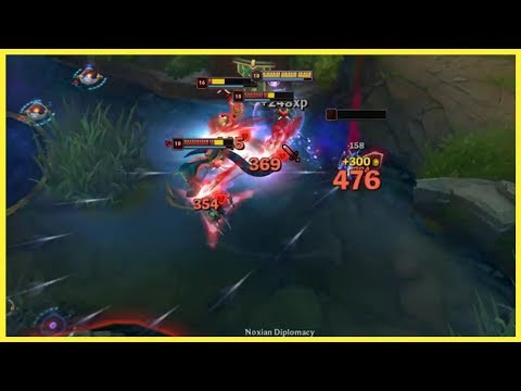 Yamikaze - Talon Which Can Assassinate The Whole Team - Best of LoL Streams #634