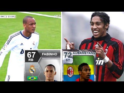 ЗАБЫТЫЕ КЛУБЫ ЗВЕЗД FIFA 20 | ВЫПУСК 1 | Фабиньо в РЕАЛЕ, Обамеянг в МИЛАНЕ и другие