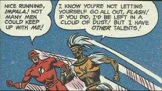Who Is Impala and Kid Impala? (DC comics)