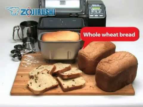 All About Zojirushi Breadmakers