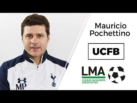 UCFB-LMA Insight Series: Mauricio Pochettino