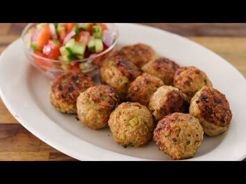 Chicken Oatmeal Meatballs Easy and Healthy Recipe