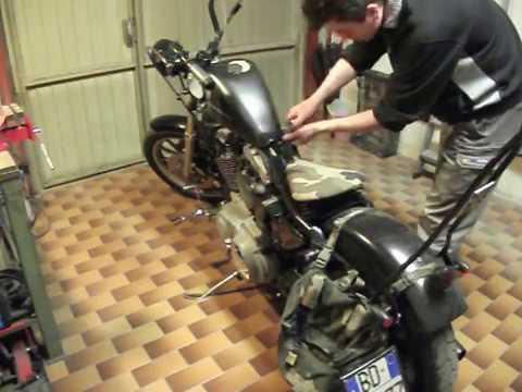 premier taux prix compétitif magasin officiel Harley Davidson Sportster - Risoluzione problema carica batteria
