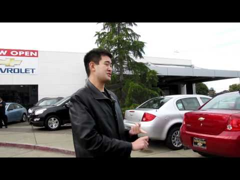Chevrolet Volt First Buyer Interview with San Francisco Bay Area Local Media