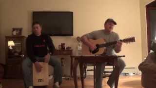 Simple Man - Lynyrd Skynyrd (cover) (Acoustic & Cajon cover)