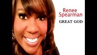 "**NEW 2013** Renee Spearman ""Great God"" from CD ""Whoa to WOW"" - JDI Records"