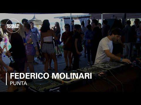 Federico Molinari Boiler Room Punta Del Este DJ Set