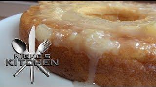 Easy Pineapple Cake (3 Ingredients) - Nicko's Bakery