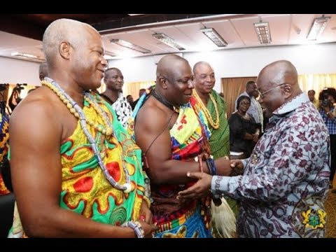 Akufo-Addo: We are working to help resolve Togo impasse