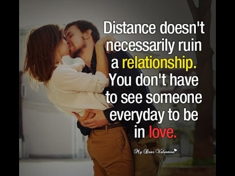 Long Distance Relationship Quotes Youtube