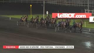Vidéo de la course PMU PRIX FORTUNA