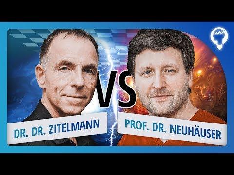 Streitgespräch im Bundestag! Dr. Zitelmann Vs. Prof. Dr. Neuhäuser - Reichtum & Moral