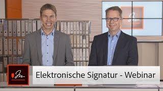 Elektronische Signatur im Finanzbereich | Trailer | Adobe DE