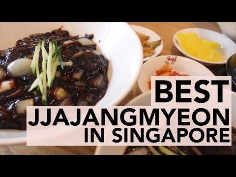 Finally Satisfying My Jjajangmyeon Cravings!! 드디어 짜장면 // VLOG #3