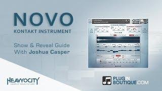 NOVO Modern Strings Kontakt Instrument By Heavocity - Show Reveal