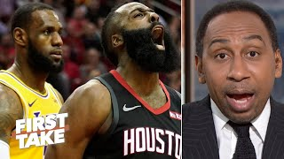 Stephen A.: Jimmy Butler is right ... James Harden is the NBA's most unstoppable player | First Take