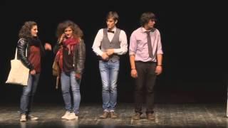 Gruppo di teatro russo - SSenzaLiMITi - My Fair Русская (2013)