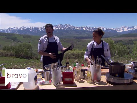 Top Chef: It Tastes Like Testicles... Season 15, Episode 12  Bravo