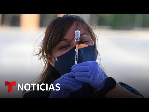 Aumenta los latinos vacunados contra el COVID-19 | Noticias Telemundo