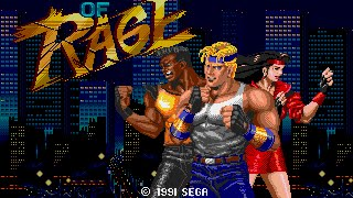 Mega-CD Longplay [104] SEGA Classics Arcade Collection 5-in-1 - Streets of Rage