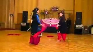 Afghan best Milli Attan and qataghani dance by 2 afghani girls by Abdullah Zadran 2010