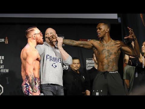 UFC 248: Conor McGregor Versus Israel Adesanya Mega Fight!!