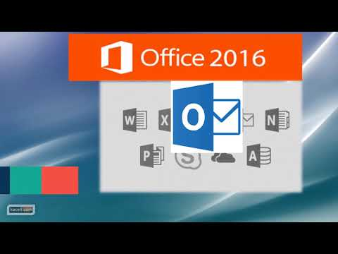 Outlook 2016 Tutorial - A Comprehensive Tutorial on Using Outlook - Part 1 of 2