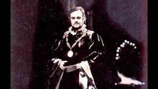 baritono Antonio Salvadori - Beatrice di Tenda - Oh divina Agnese, Come t