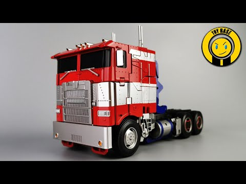 Cybertron Form Optimus Prime Transformers Bumblebee Movie Series AoYi[BMB]LS13 Truck Robot Toys