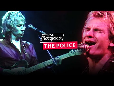 The Police live | Rockpalast | 1980