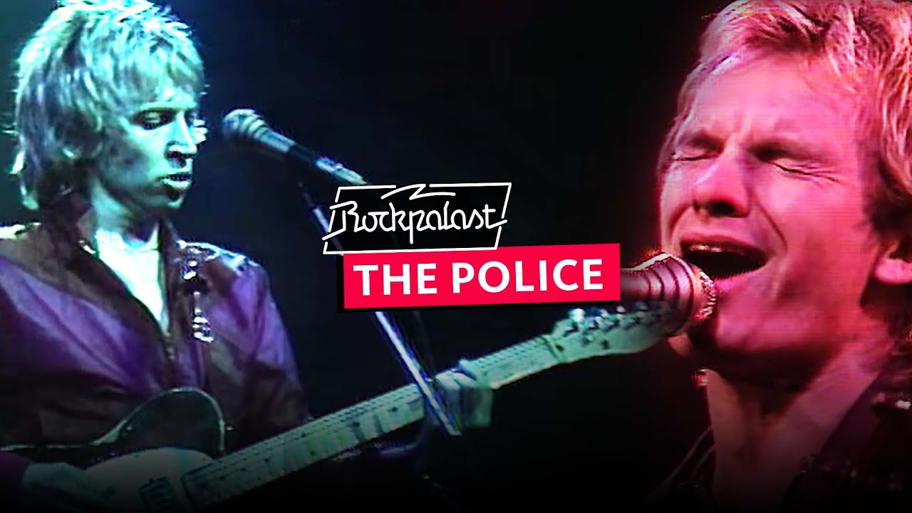 The Police live | Rockpalast | 1980 - YouTube