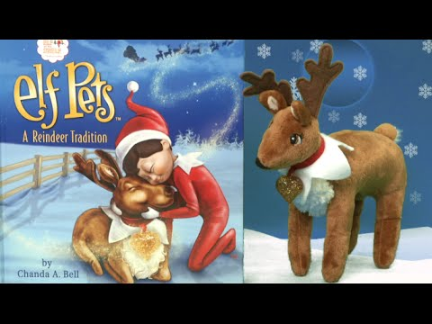 Elf On The Shelf Pet Reindeer Coloring Pages - Wallpapers ...