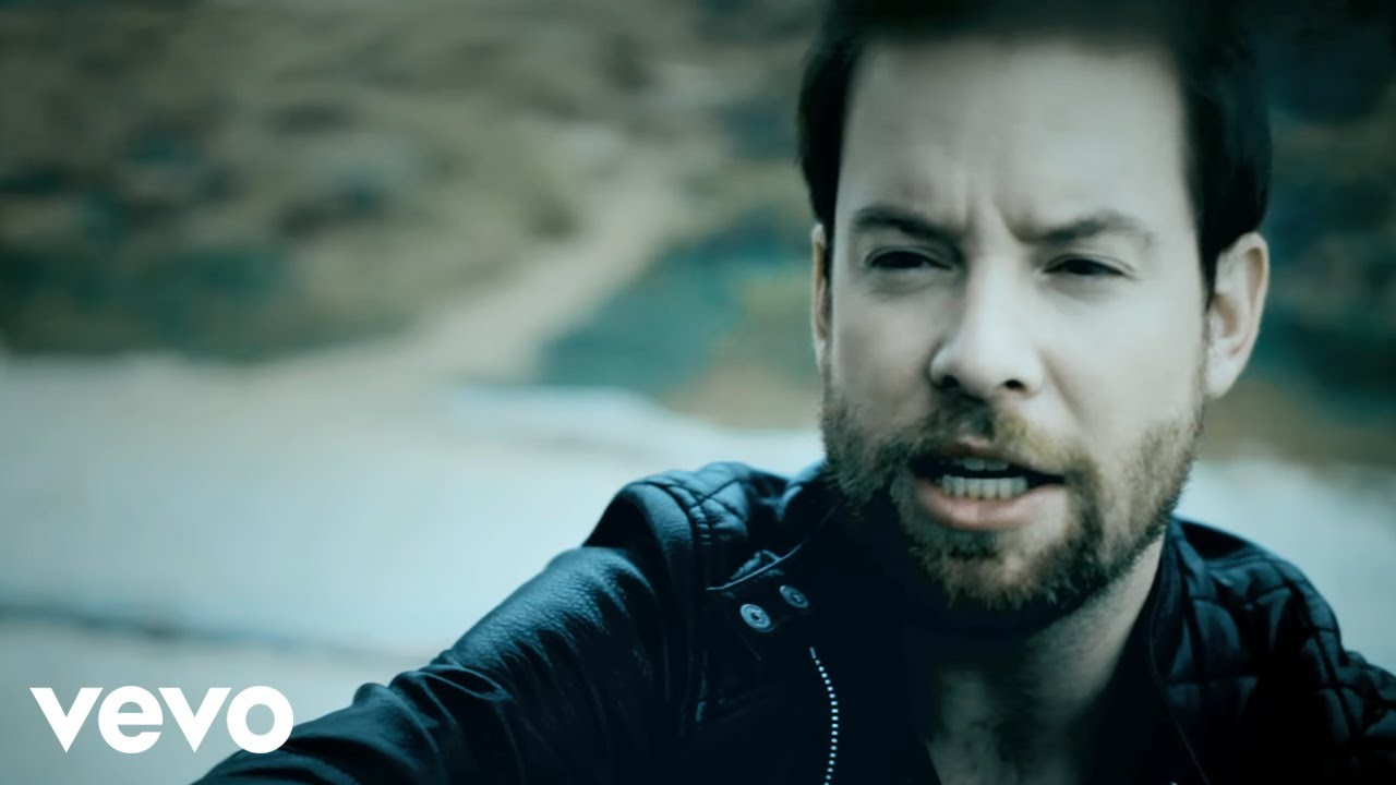 David cook music of the night video